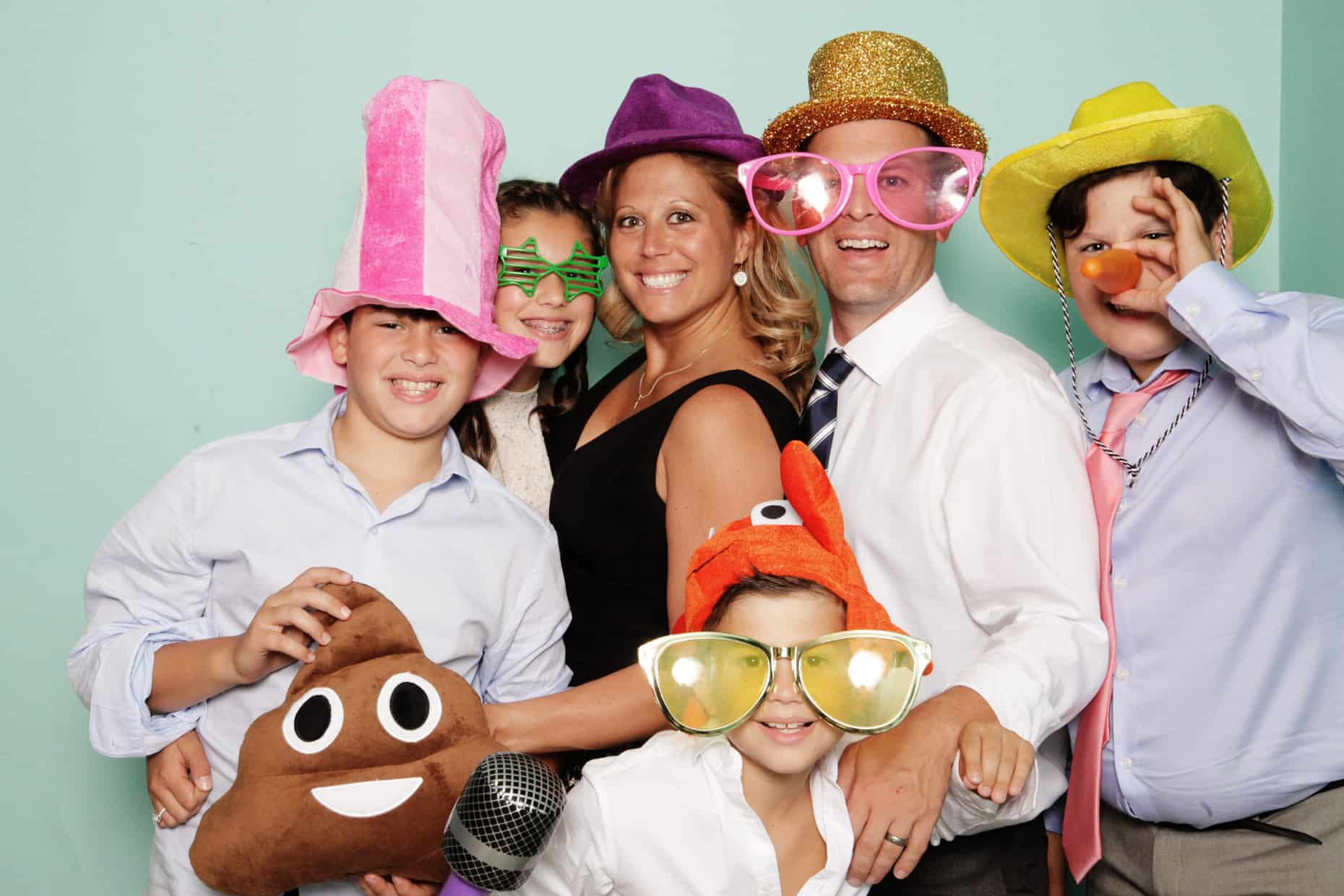 Jersey Shore Photo Booth
