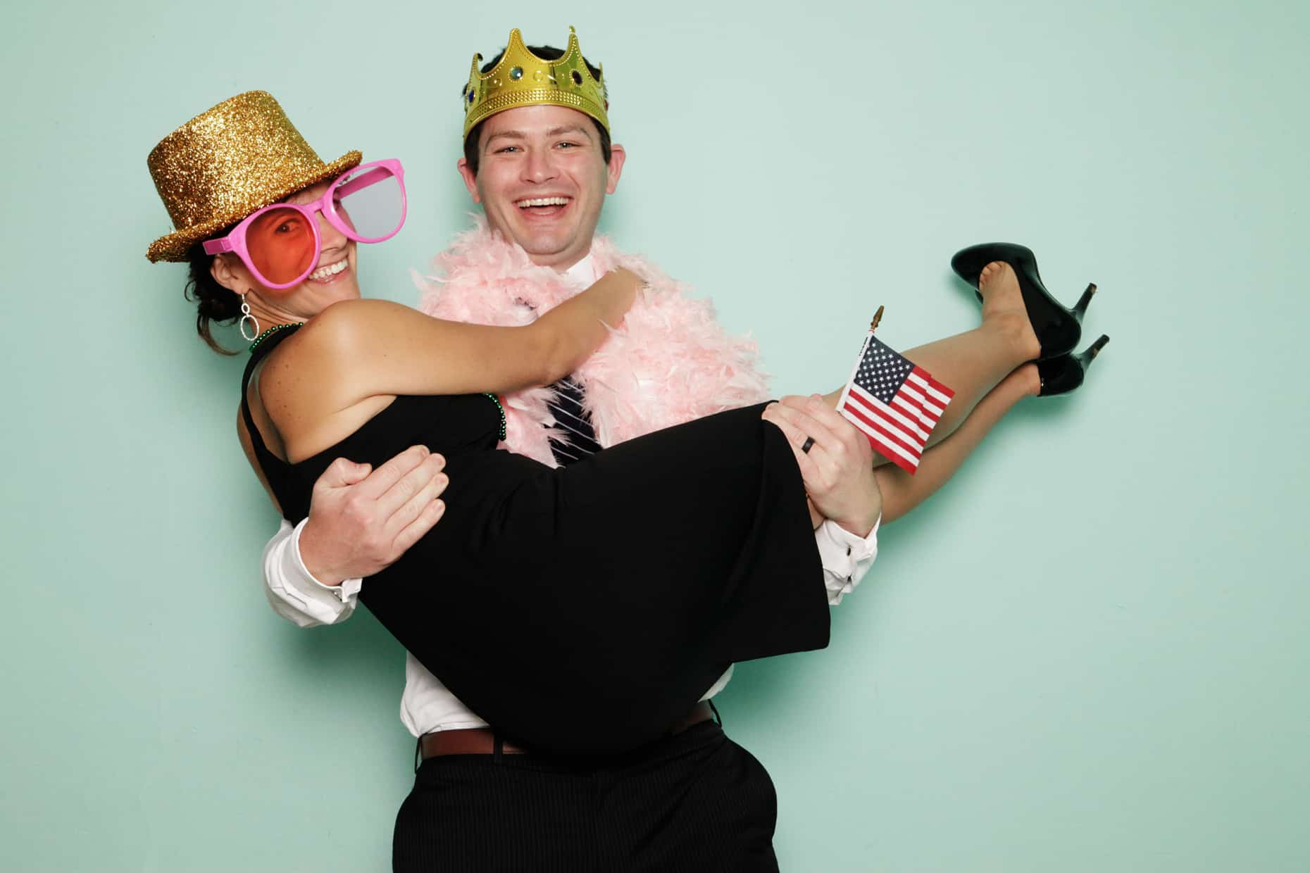 New Jersey Wedding Photo Booth