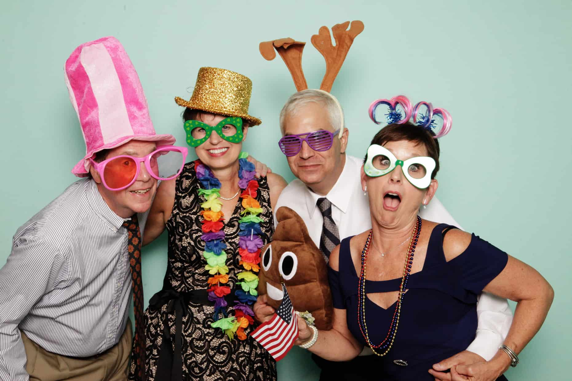 Wedding Photo Booth New Jersey