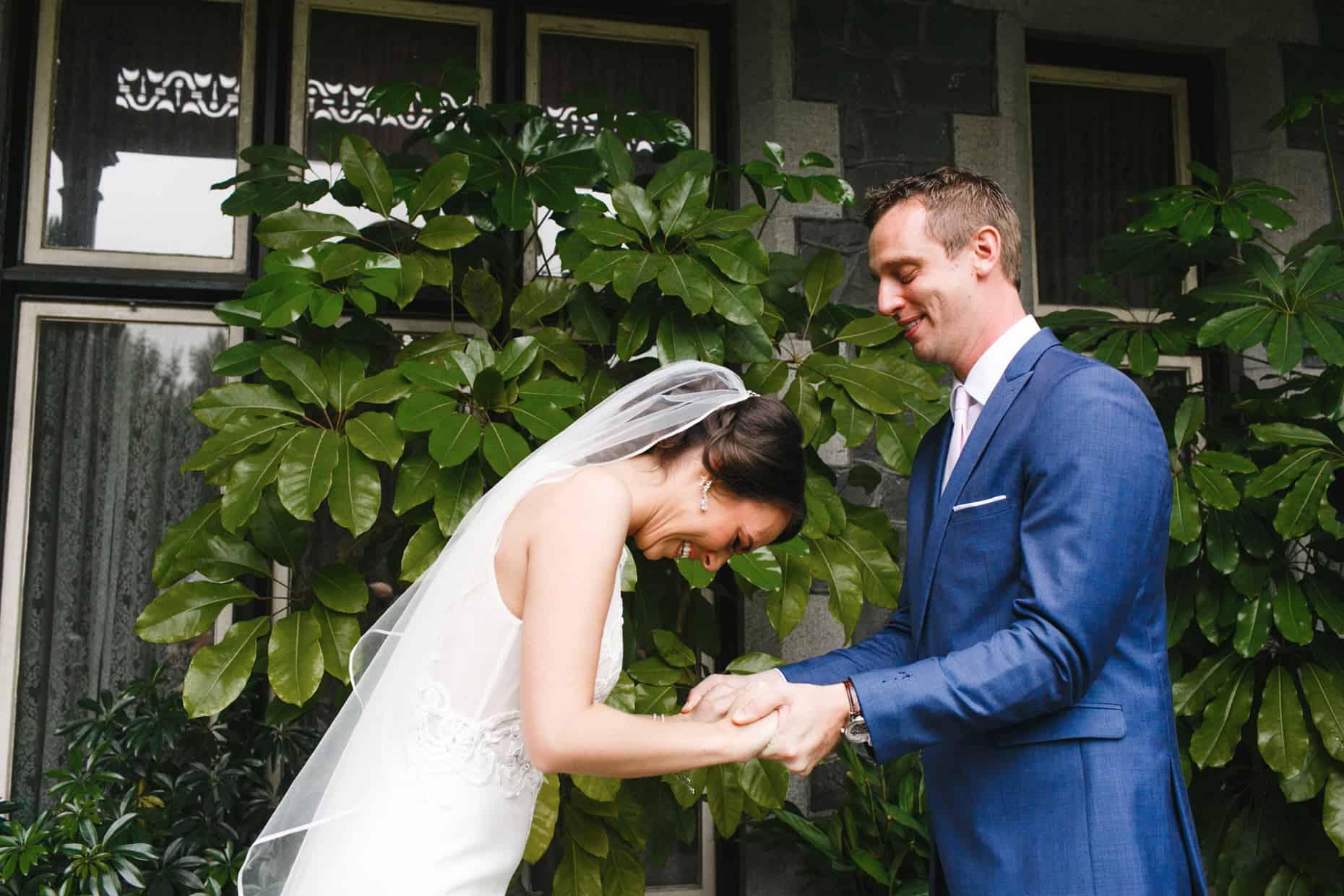 Wedding Photographer Carriage House at Rockwood Park