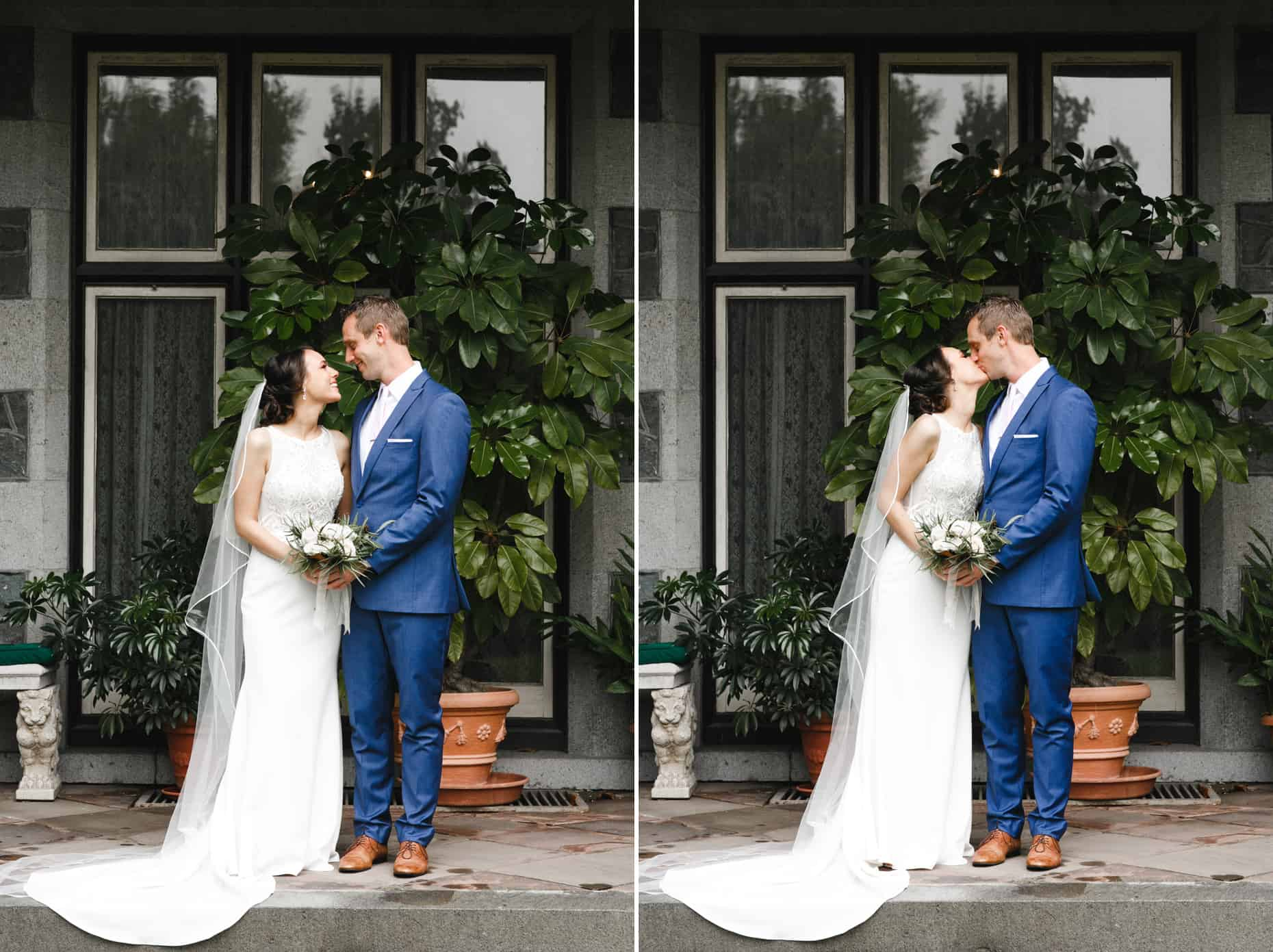 Wedding Pictures Carriage House at Rockwood Park