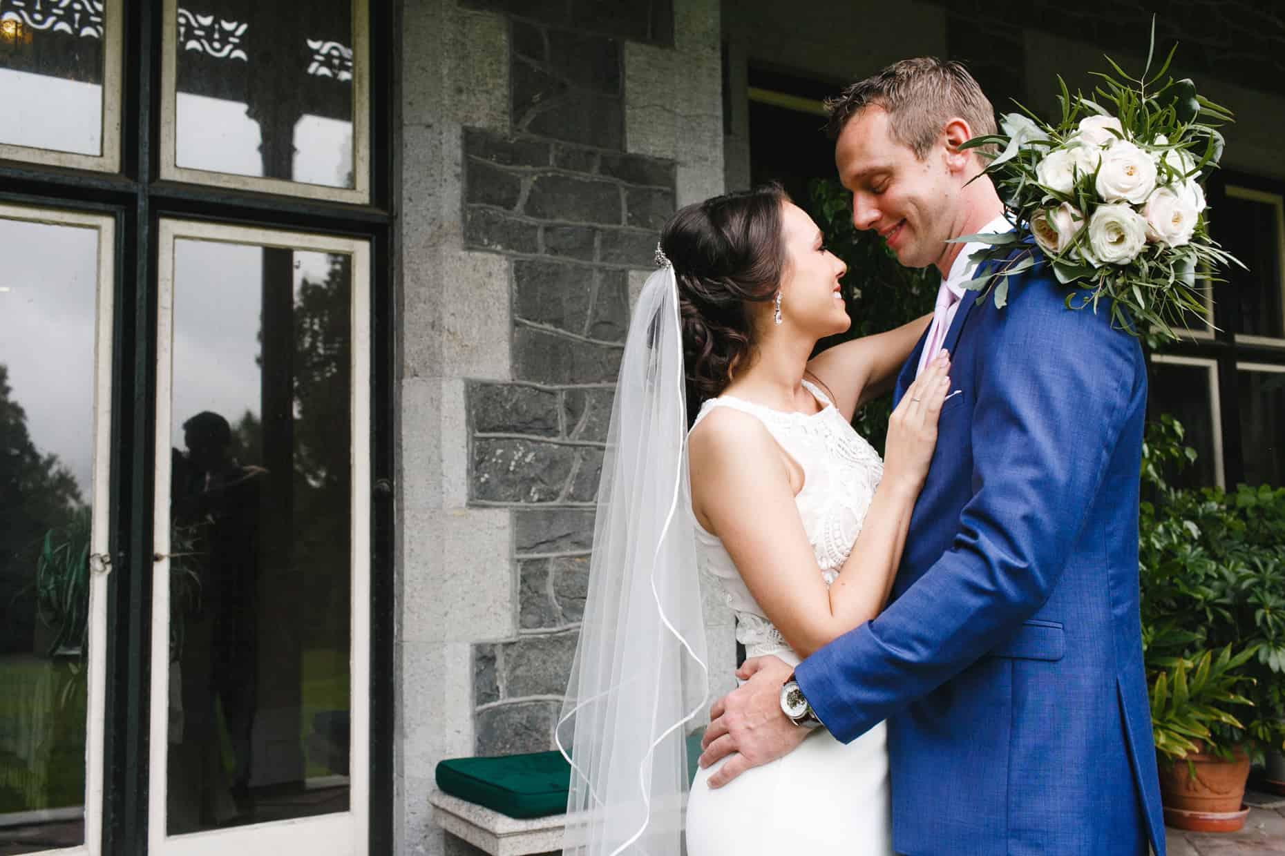 Carriage House Wedding Photo
