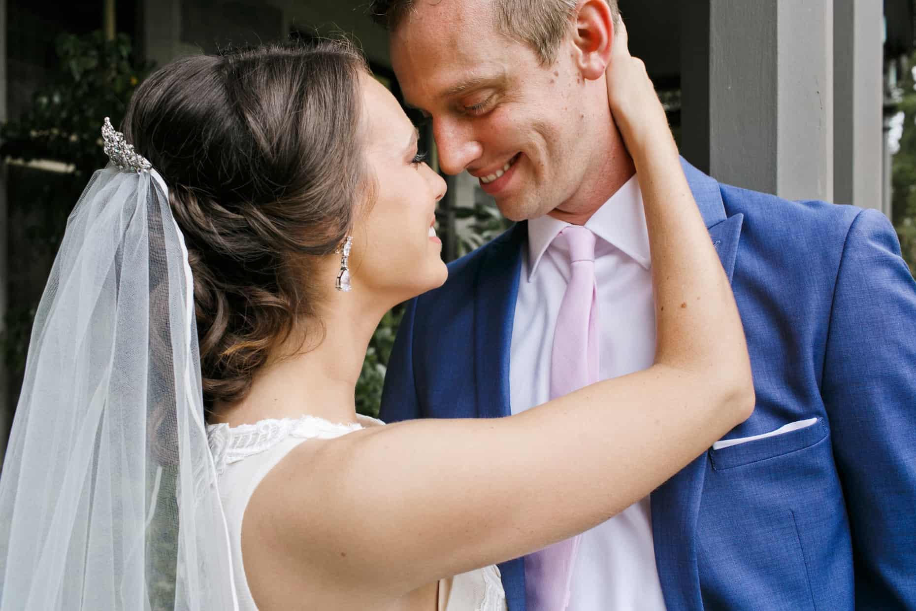 Carriage House Wedding Photograph