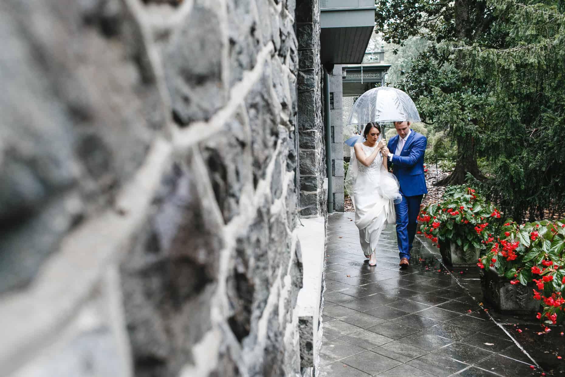 Rockwood Park Wedding Photo