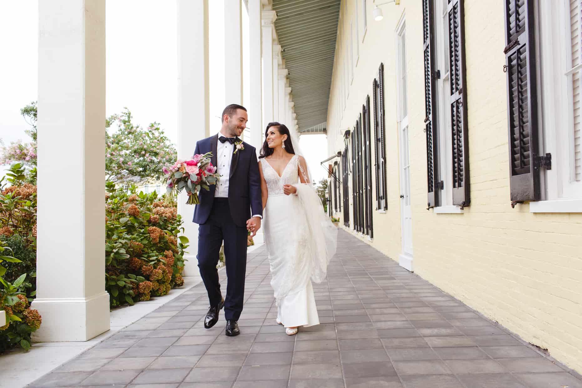 Congress Hall Wedding Photograph