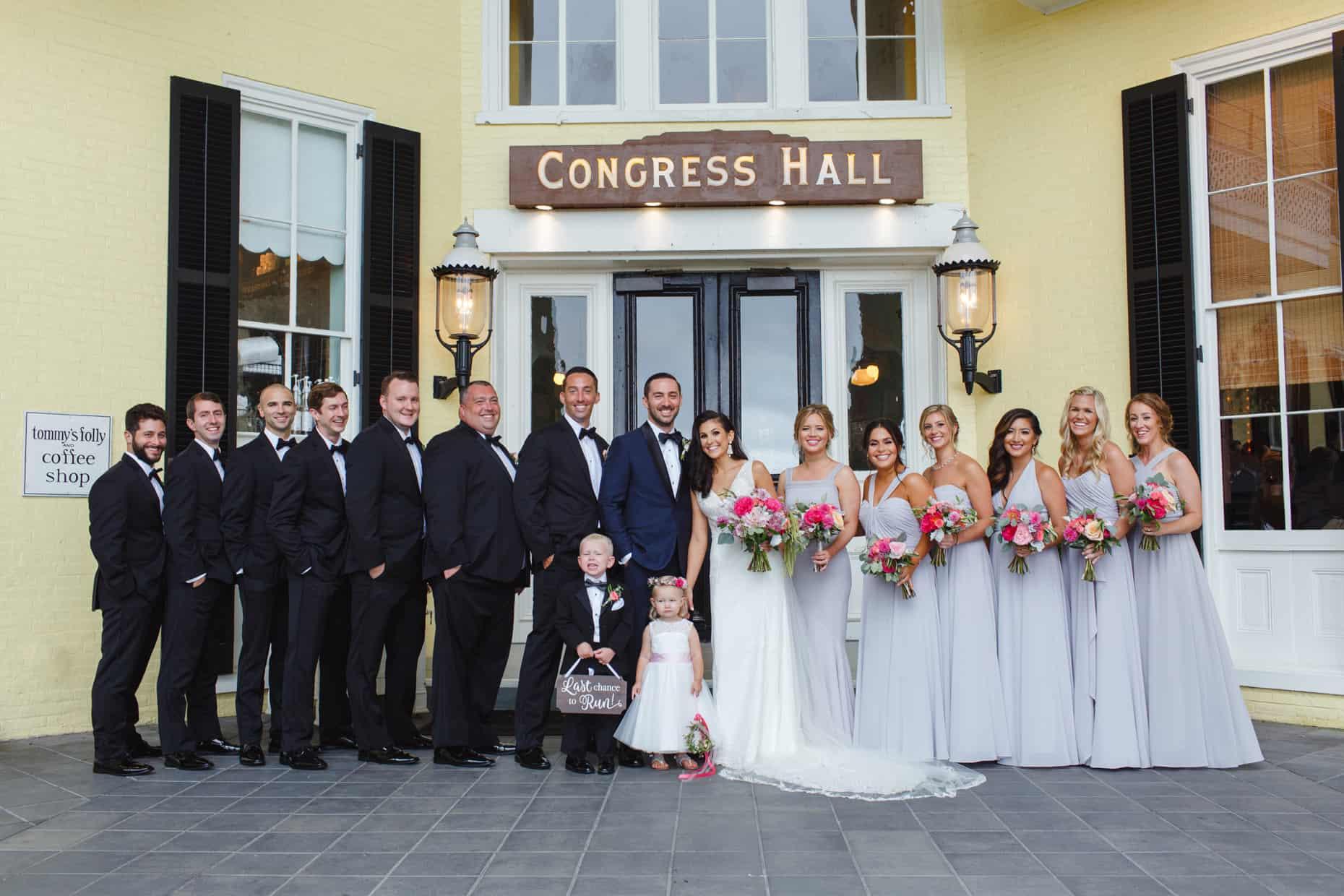 Wedding Reception Congress Hall