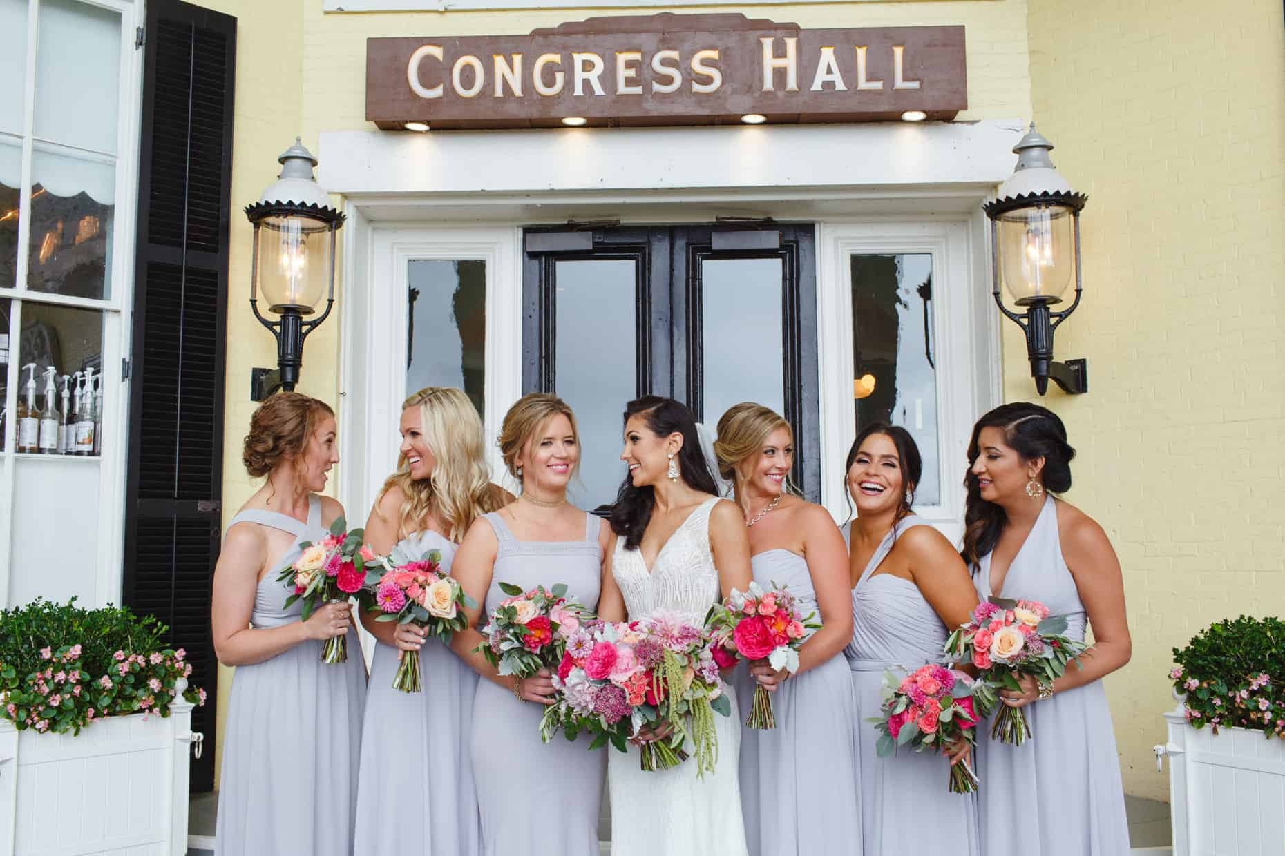 Wedding Photograph Congress Hall