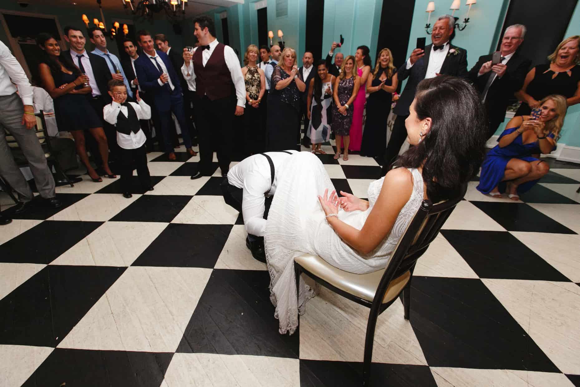 Jersey Shore Wedding Ceremony