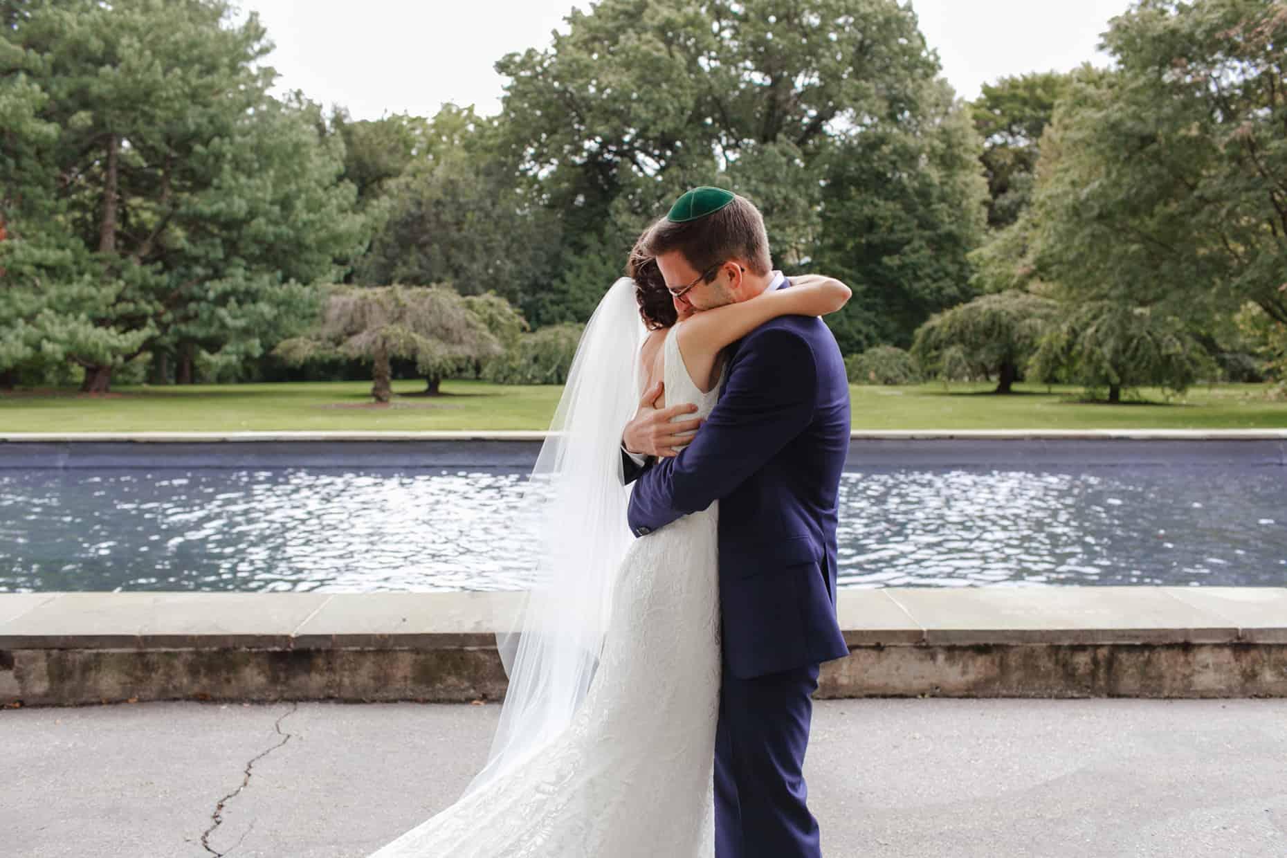 Wedding Photos Fairmount Park
