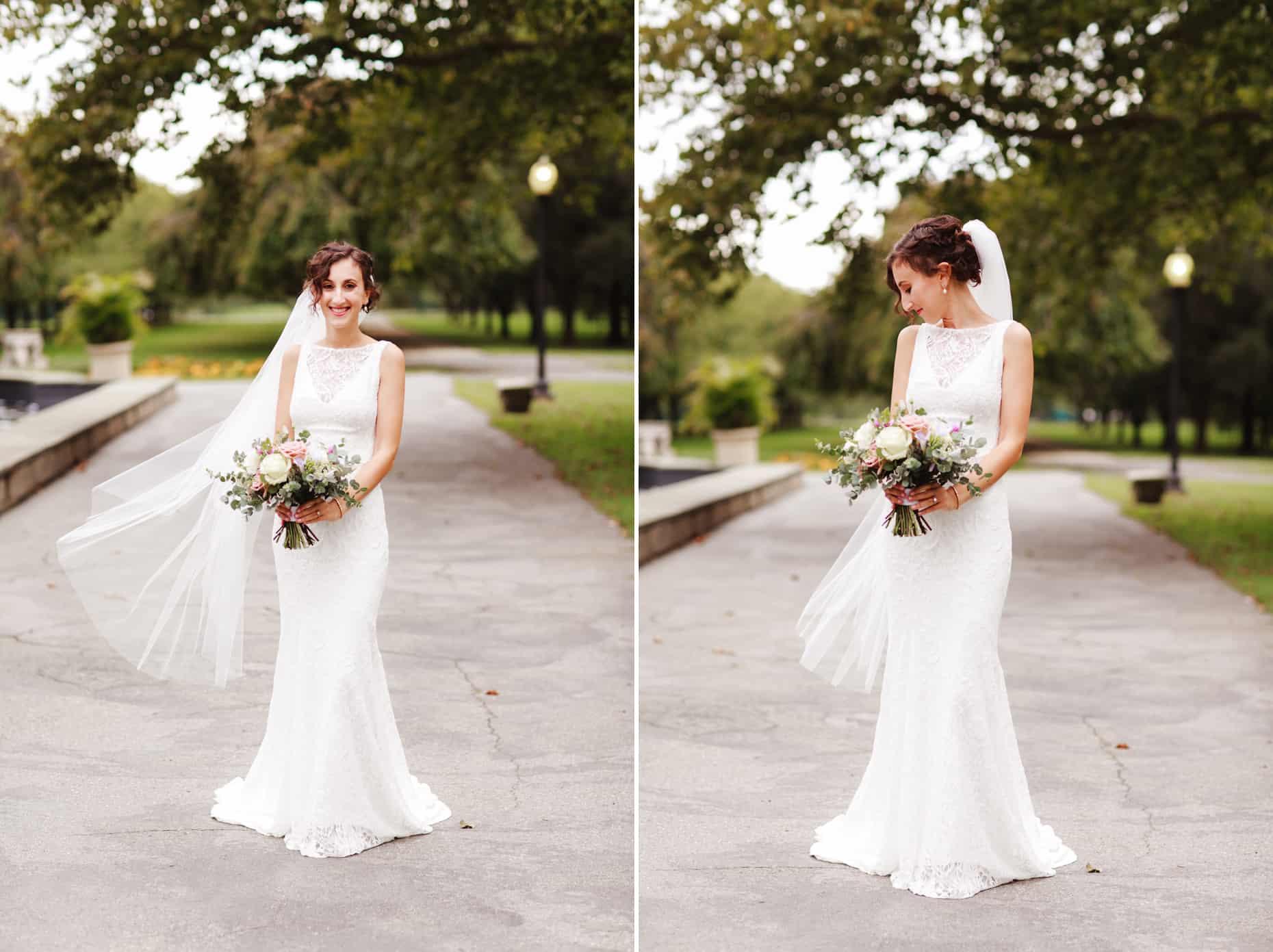 Wedding Photographer Fairmount Park