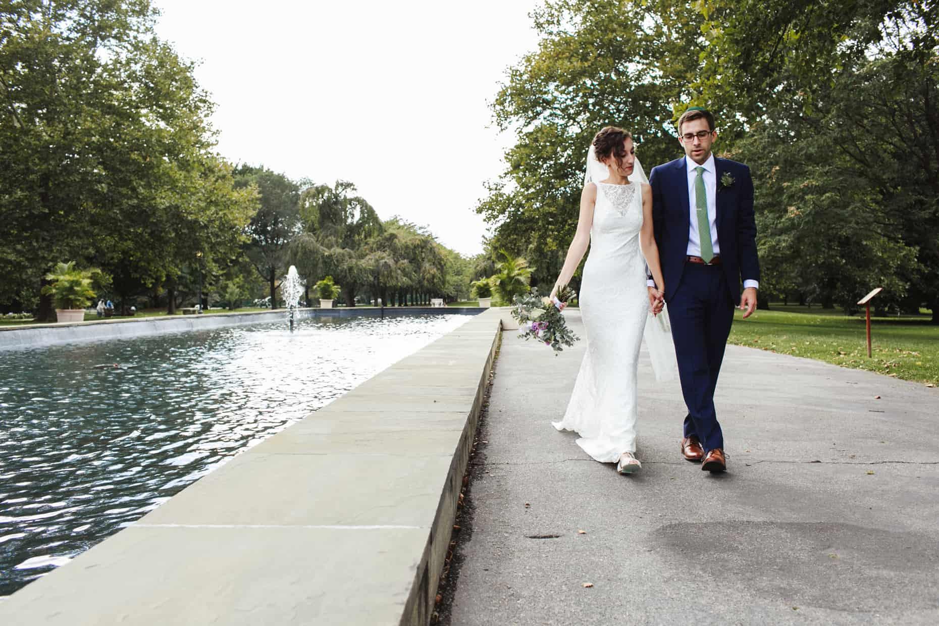 Fairmount Park Horticultural Center Weddings