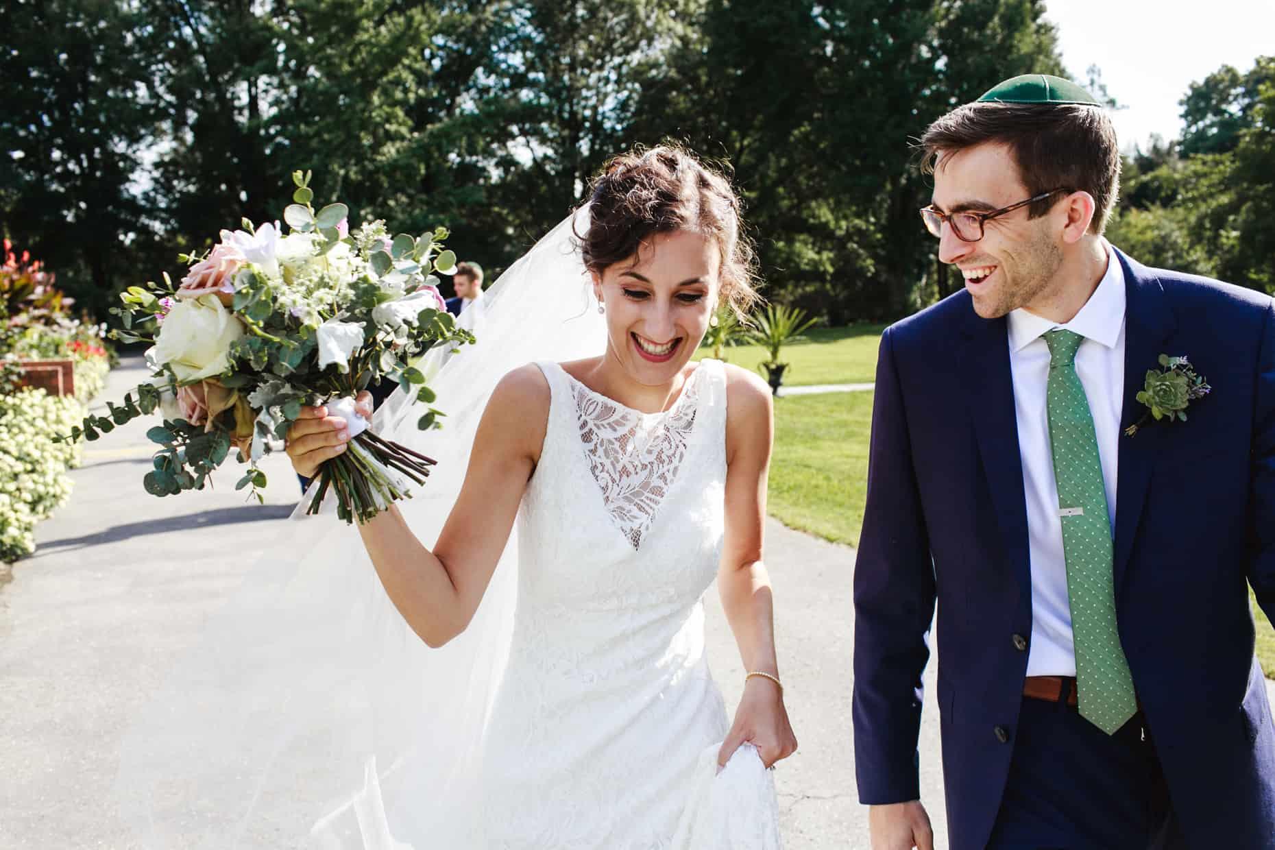 Fairmount Park Horticultural Center Wedding Reception