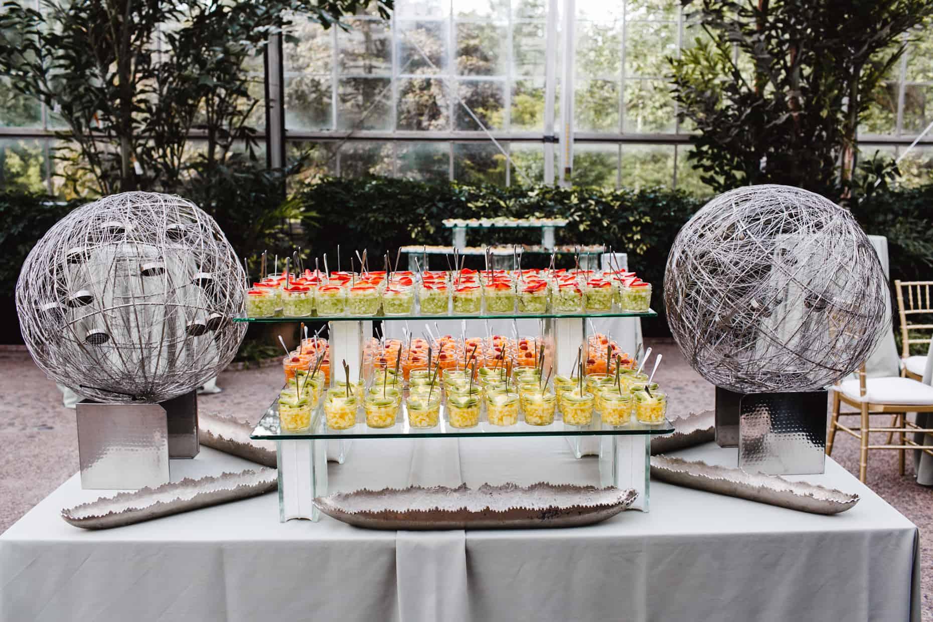 Fairmount Park Horticultural Center Wedding Photograph