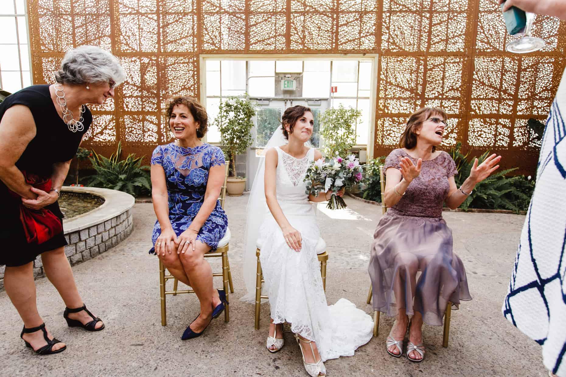 Fairmount Park Horticultural Center Wedding Pictures