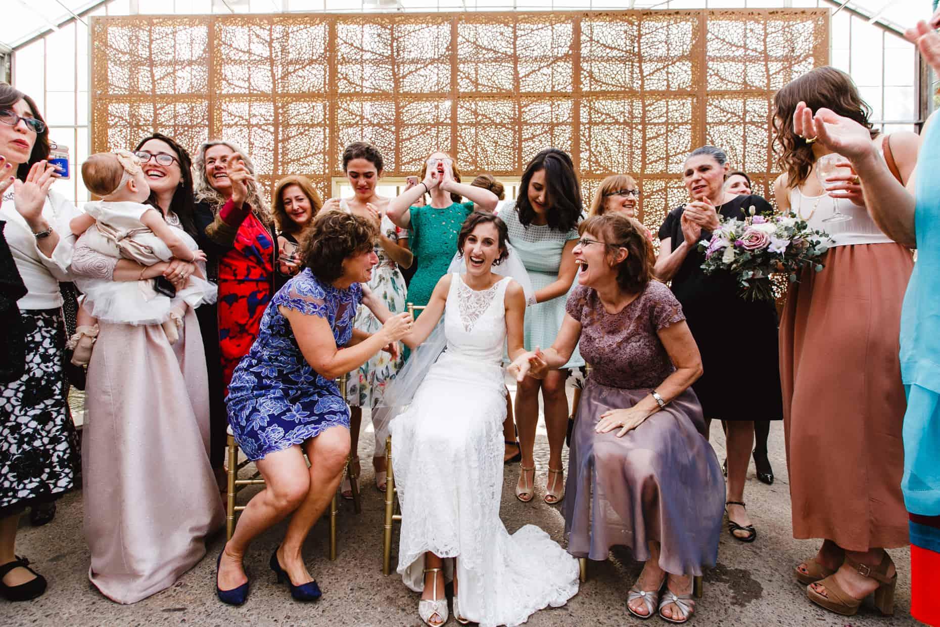 Horticultural Center Weddings