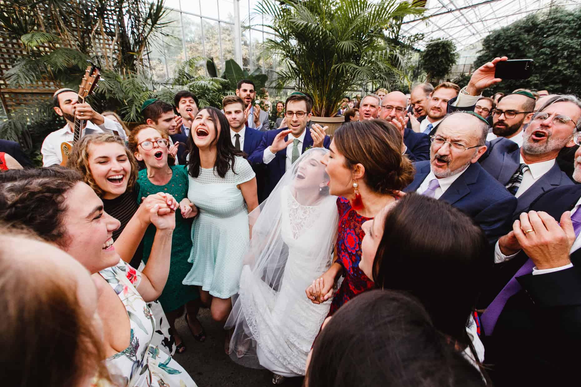 Horticultural Center Wedding Photographer