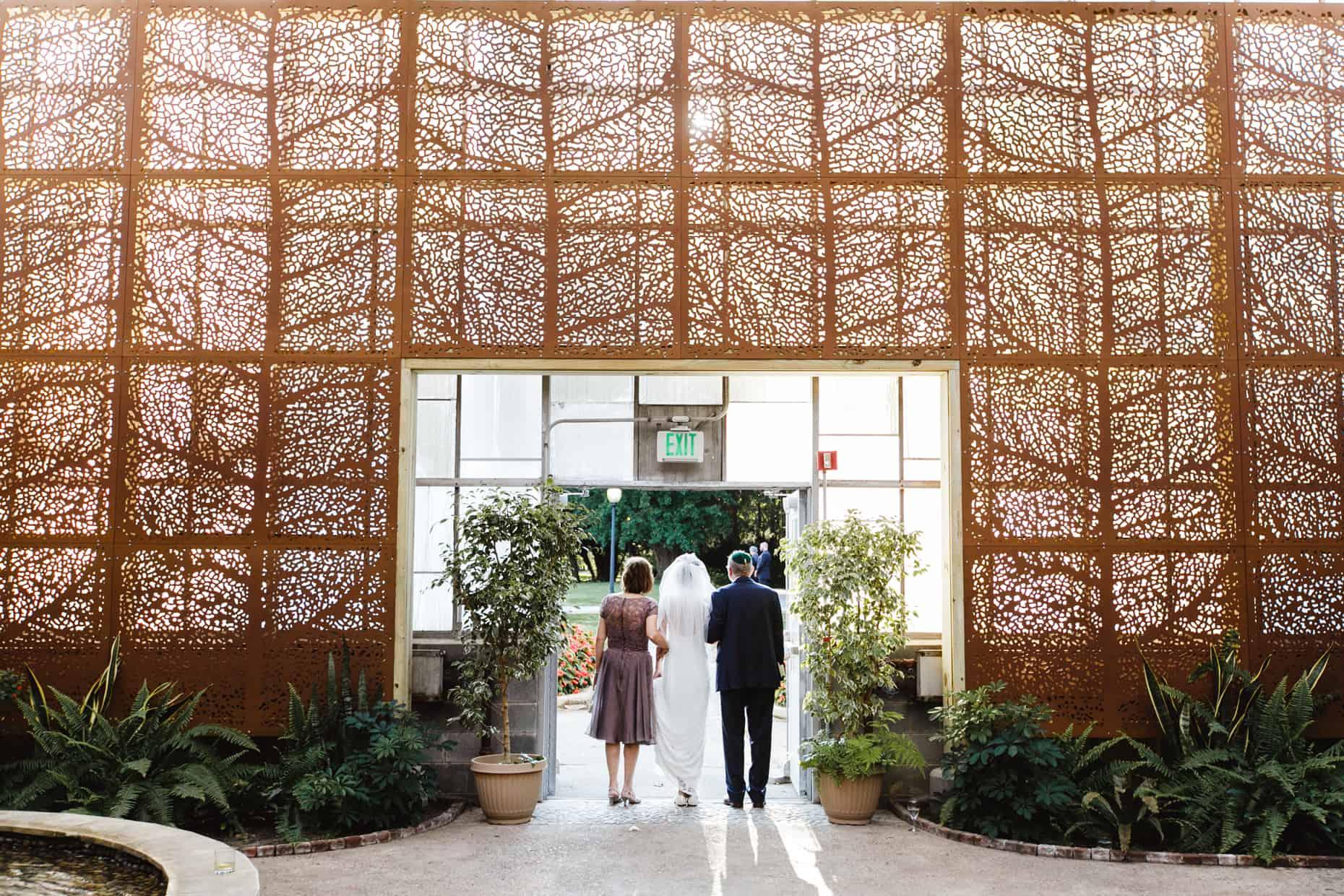 Wedding Horticultural Center