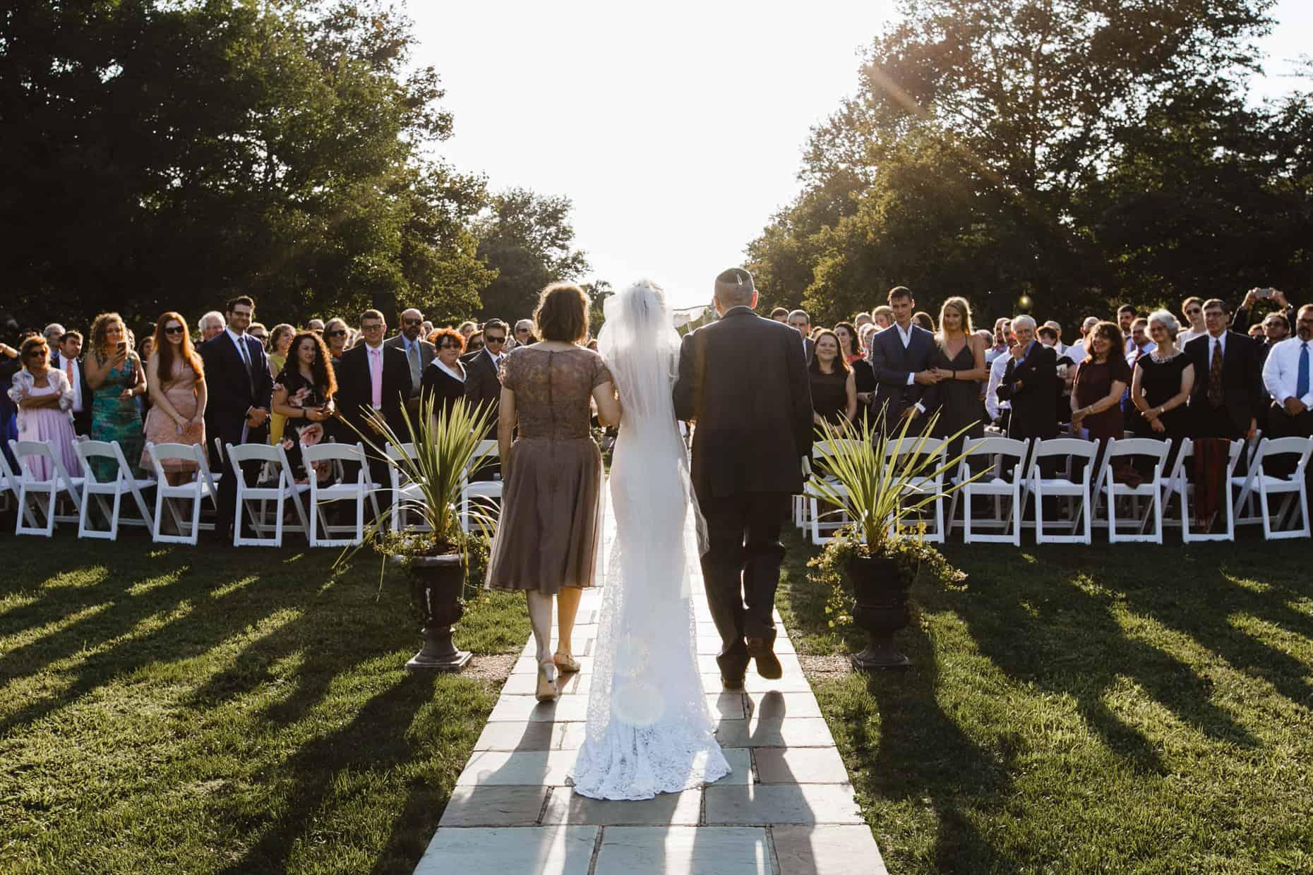 Wedding Ceremony Horticultural Center