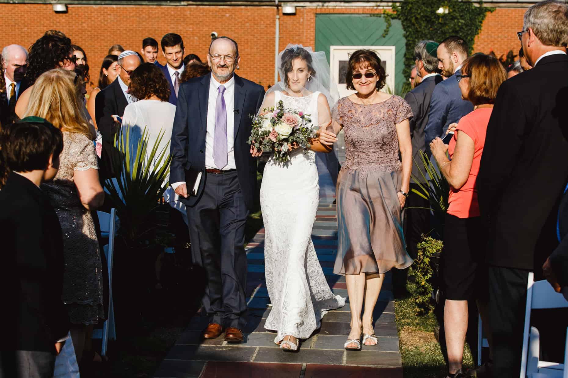 Wedding Reception Horticultural Center