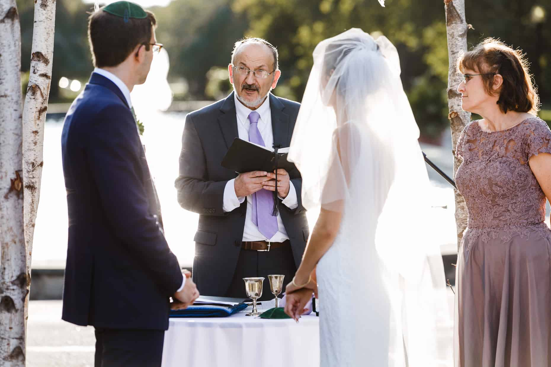 Wedding Photographers Horticultural Center
