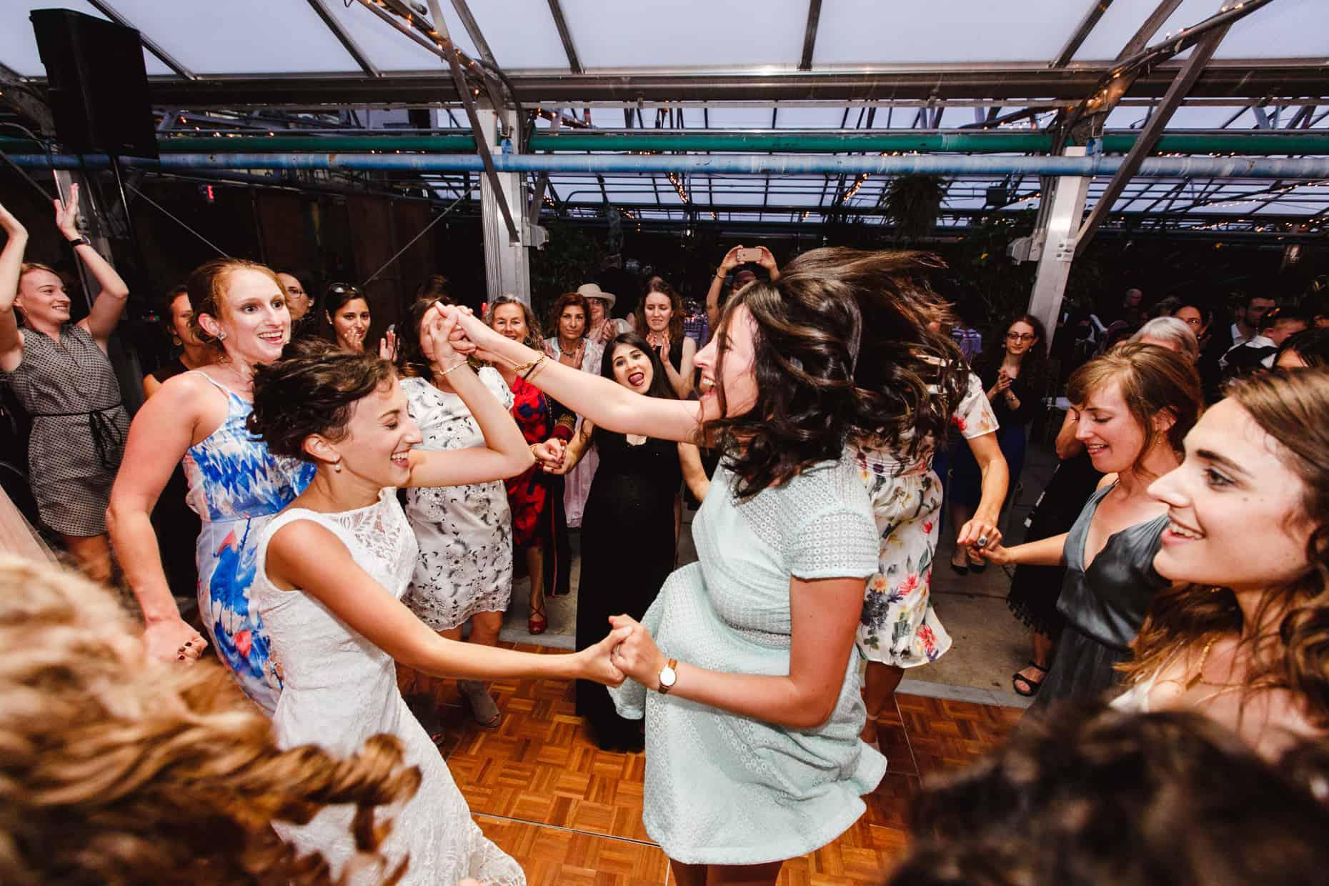 Philadelphia Horticultural Center Wedding Photos