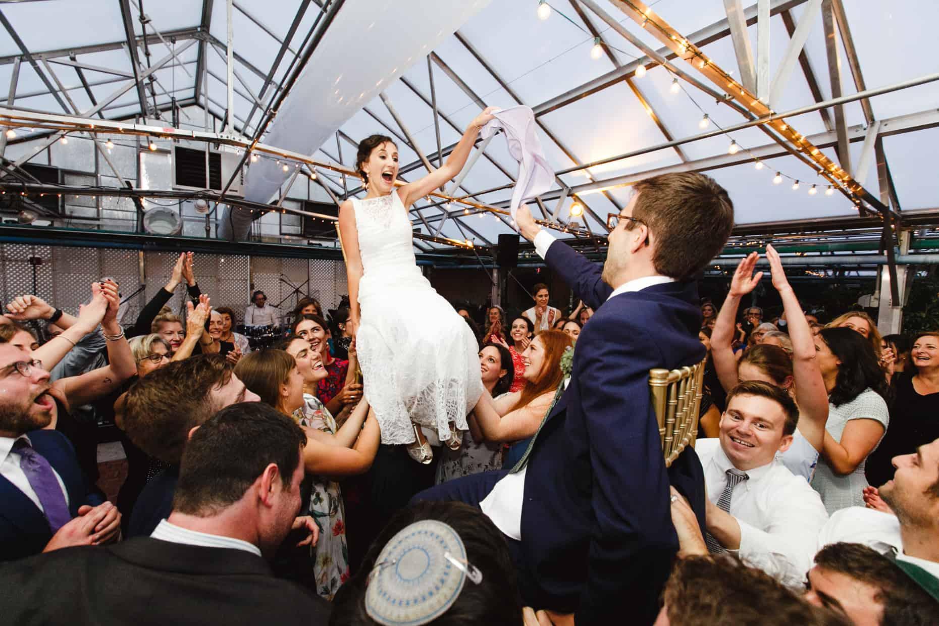 Wedding Reception Philadelphia Horticultural Center