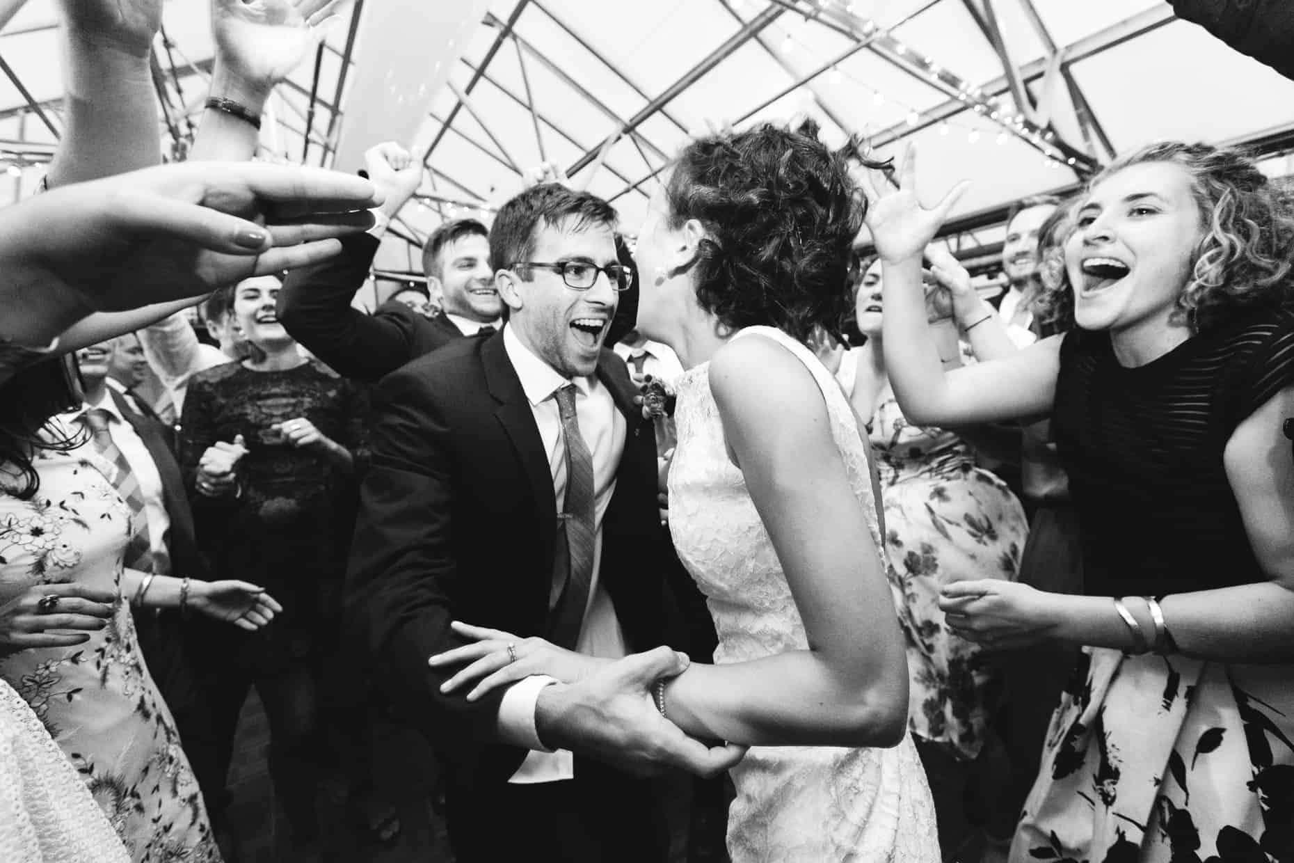 Wedding Photo Philadelphia Horticultural Center