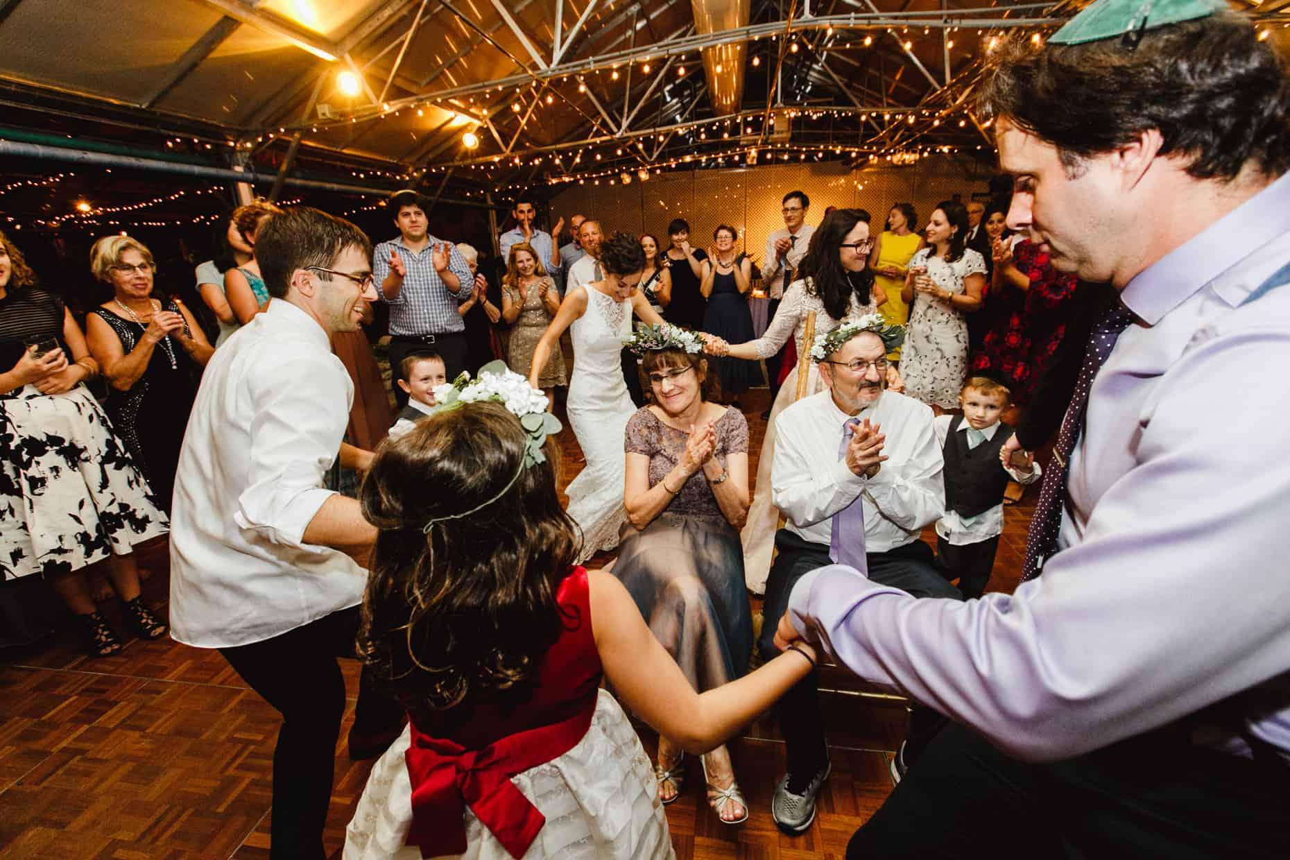 Philadelphia Jewish Wedding Photography