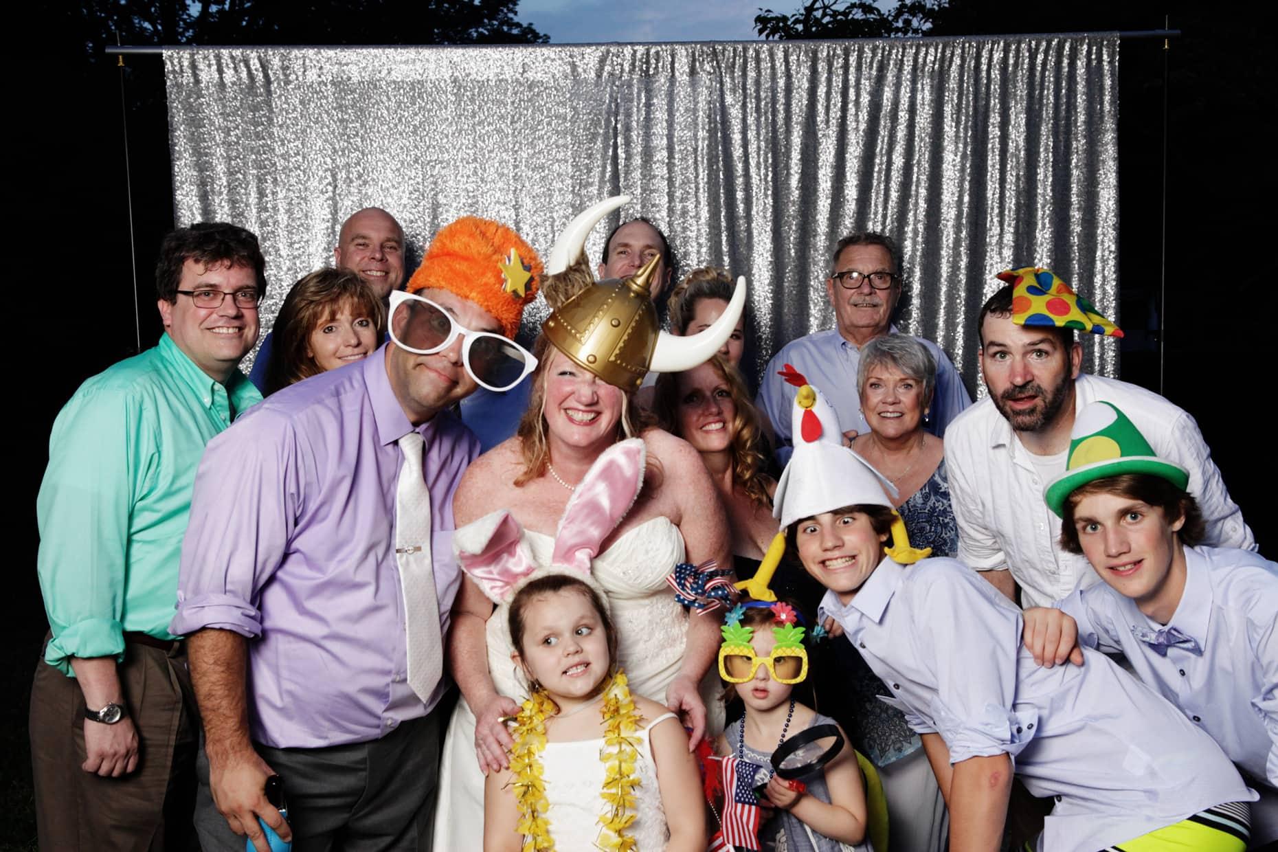 Wedding Photo Booth Philadelphia