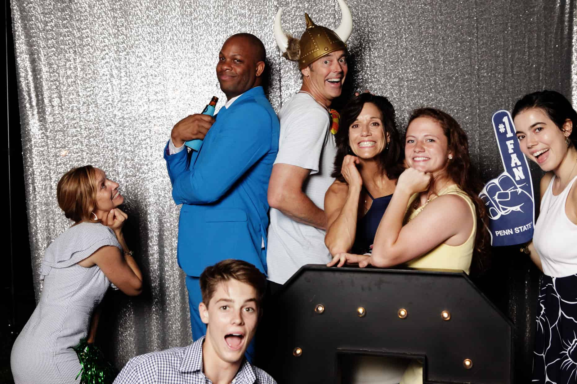 Photo Booth Philly Wedding