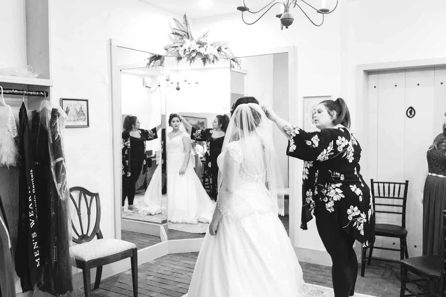 Brandywine Manor House Wedding Photograph