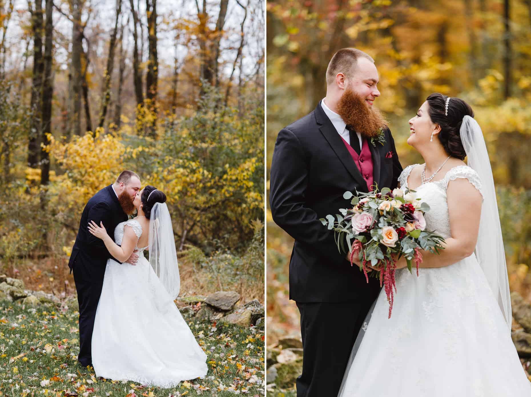 Wedding Ceremony Brandywine Manor House