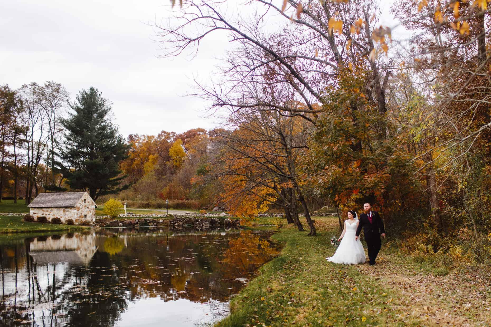 Wedding Photo Brandywine Manor House