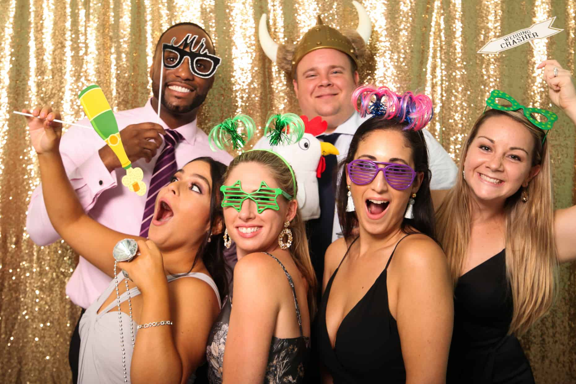 Congress Hall Cape May Photo Booth Photos