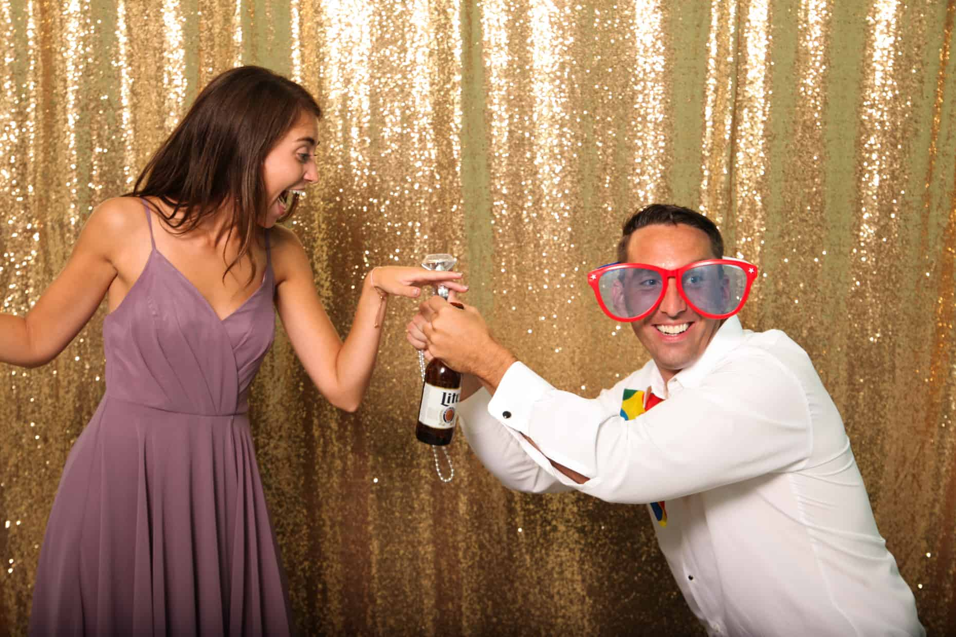 Jersey Shore Photo Booth Photographs