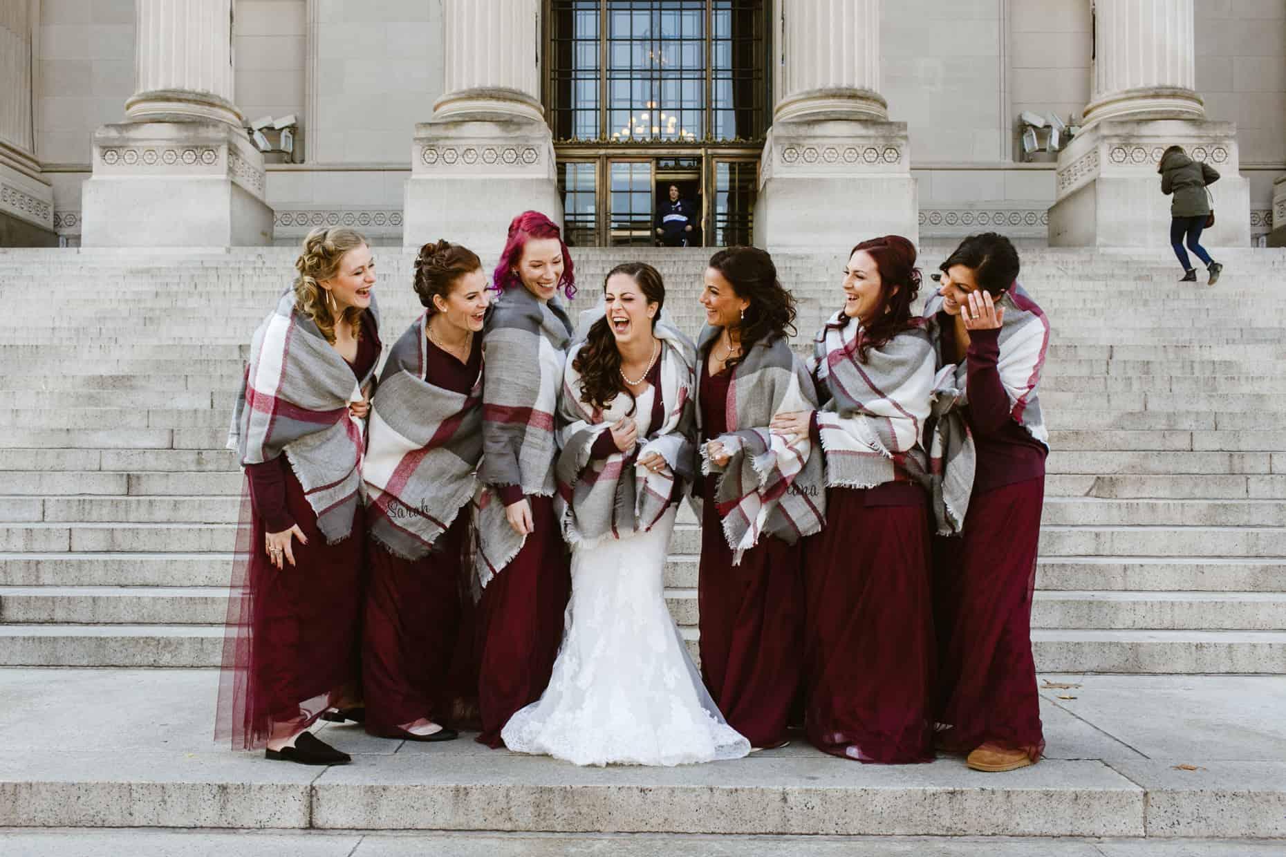 Franklin Institute Weddings