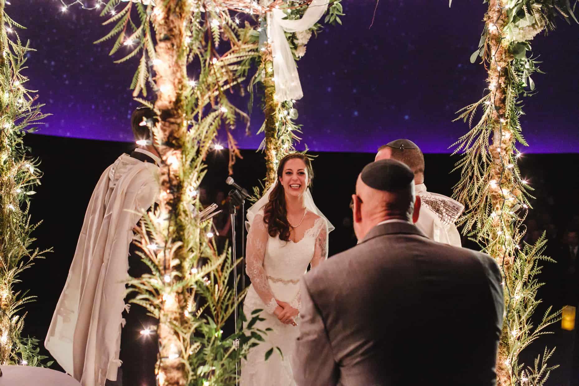 Planetarium Weddings Franklin Institute