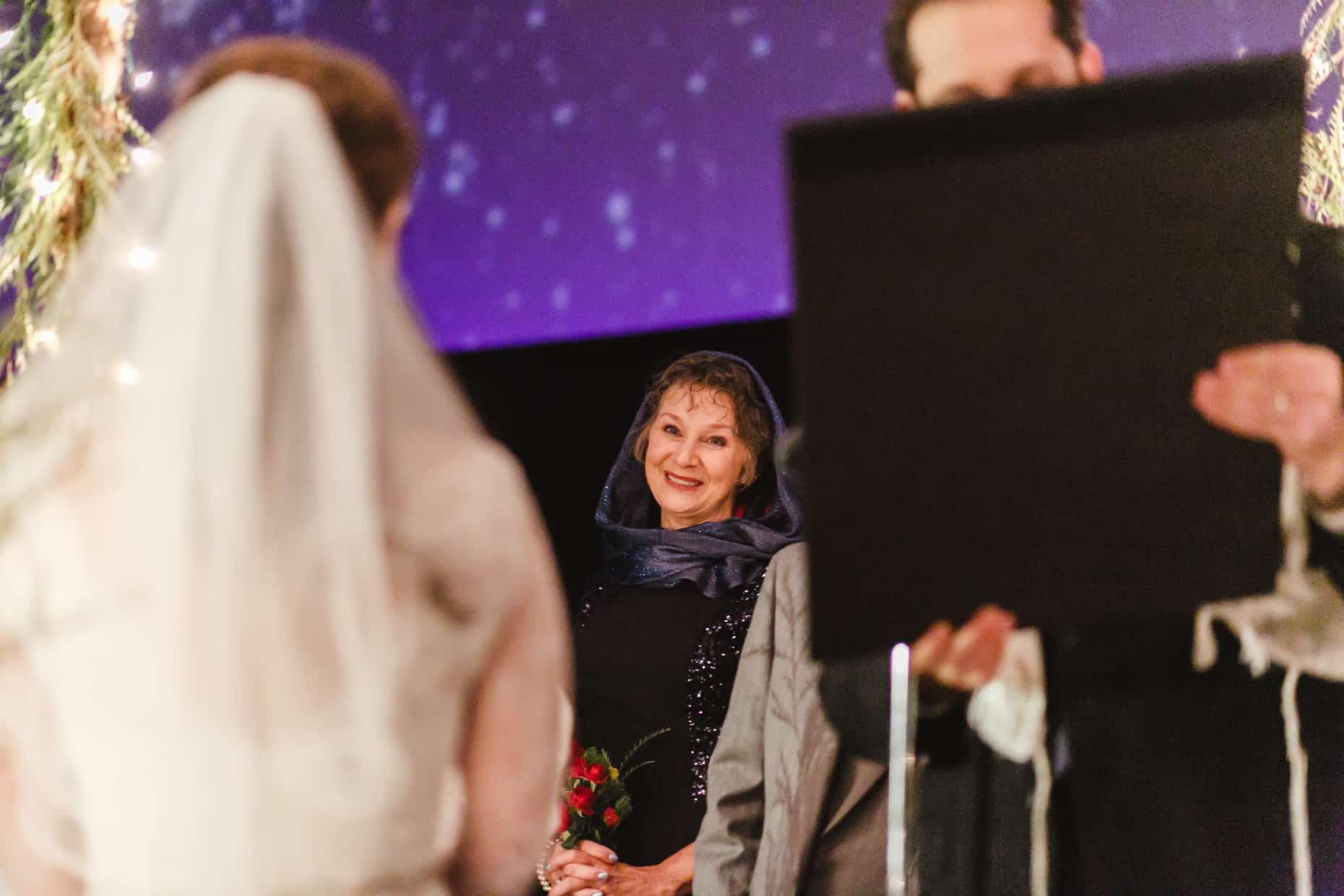 Franklin Institute Planetarium Wedding