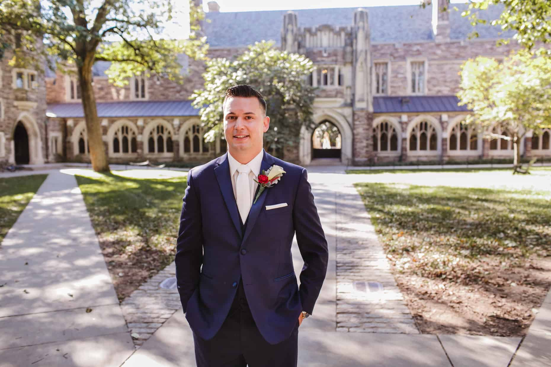 Wedding Picture Princeton