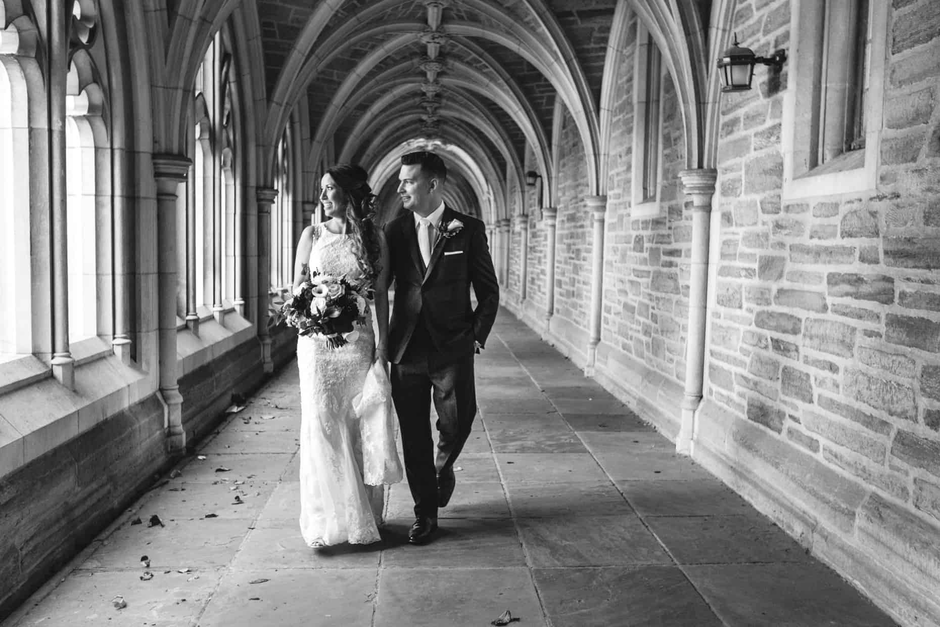 Princeton University Wedding Ceremony