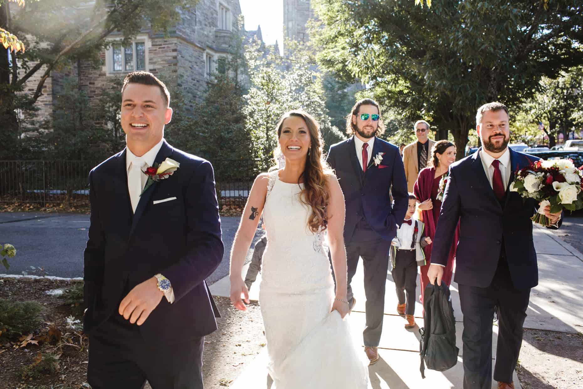 Princeton University Wedding Reception