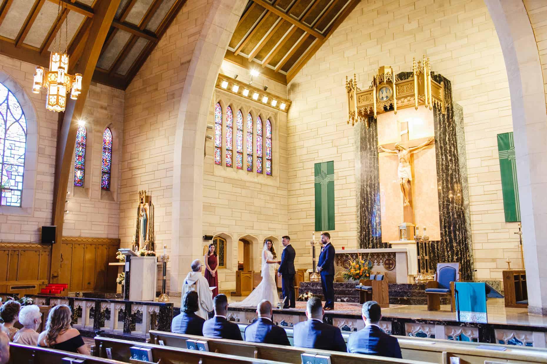 Princeton University Wedding Picture