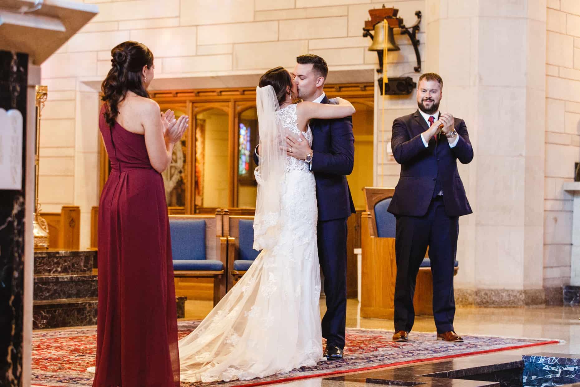 Wedding Ceremony Princeton University