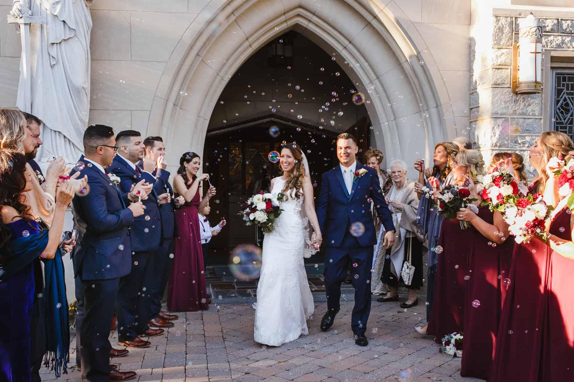 Wedding Photo Princeton University