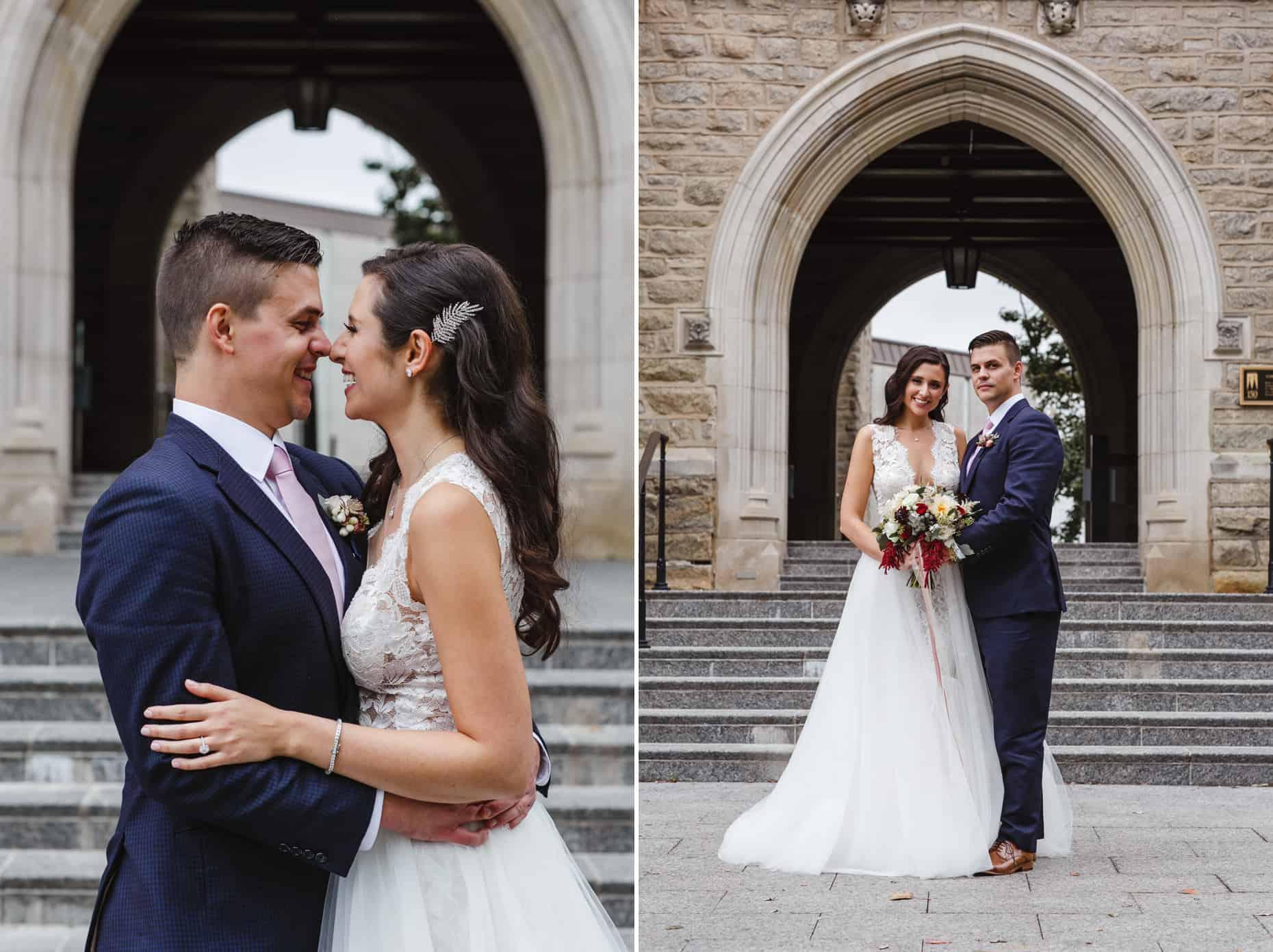 Wedding Photos Villanova University