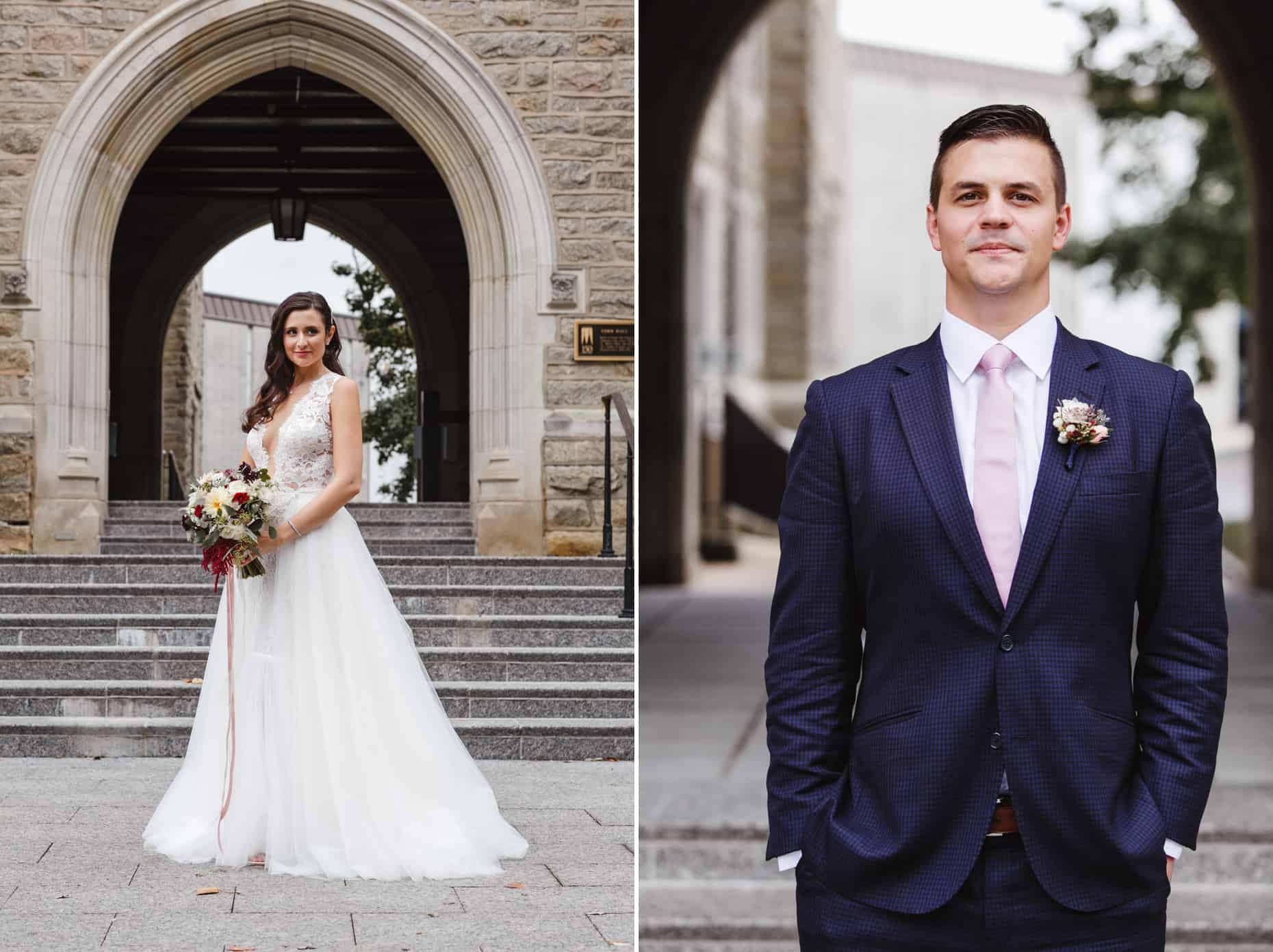 Wedding Photographer Villanova University