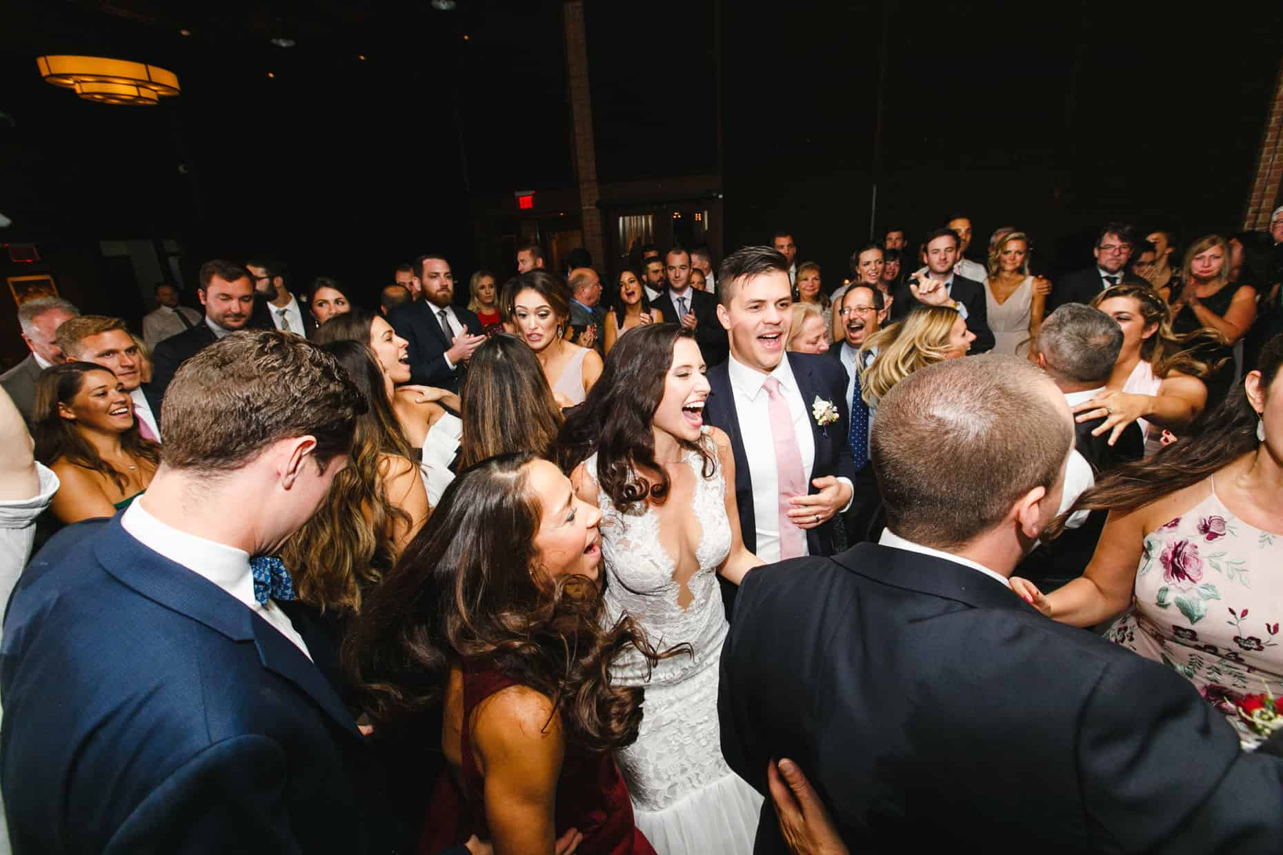 Chubb Conference Center Wedding Pictures