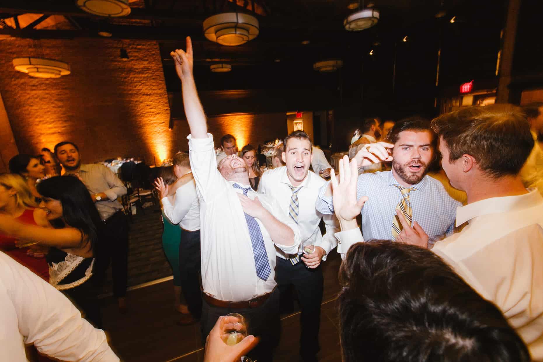 Chubb Hotel Wedding
