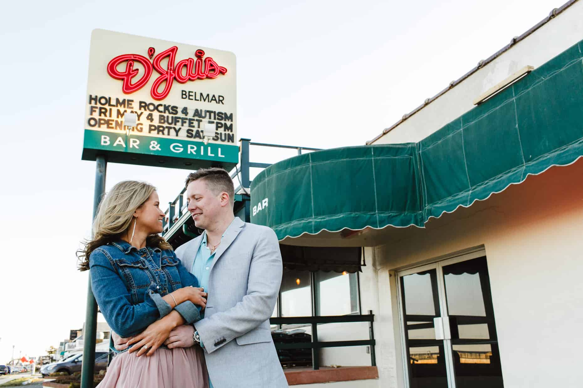 Engagement Pictures Jersey Shore