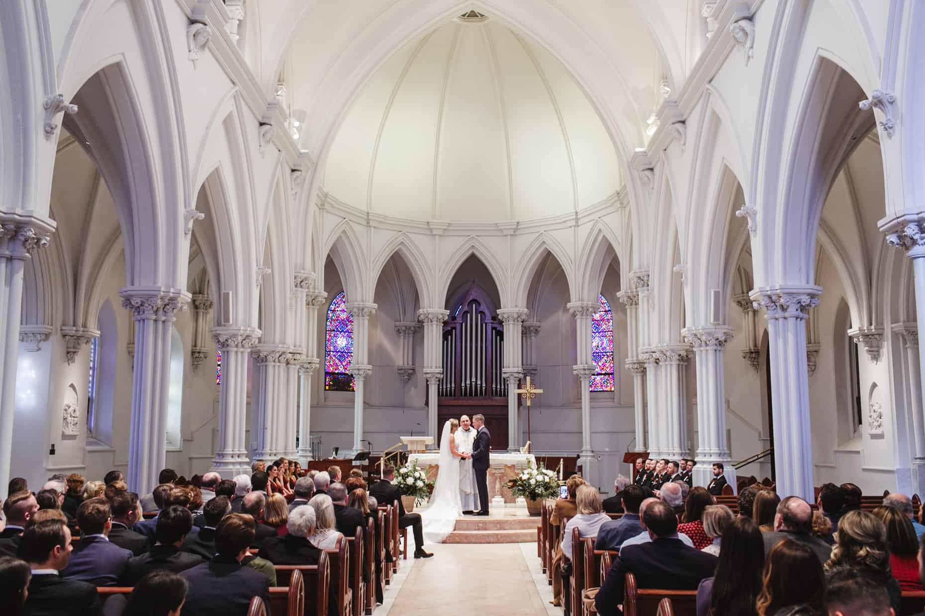 Villanova University Wedding